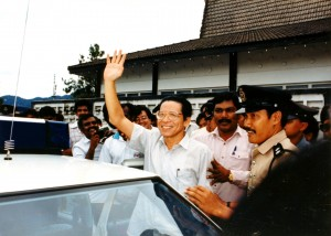 Being Mrs. Lim Kit Siang
