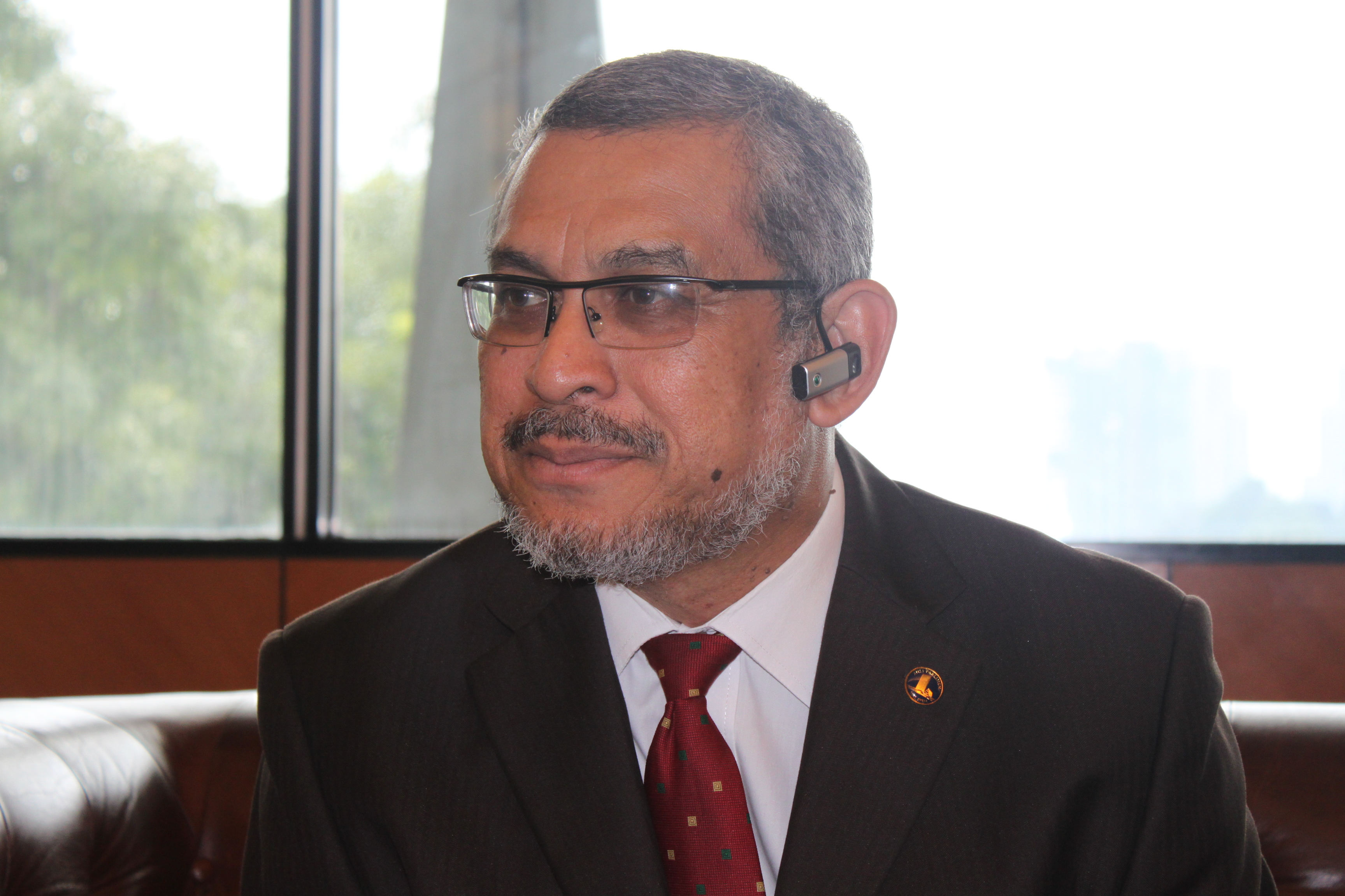 Image result for khalid samad