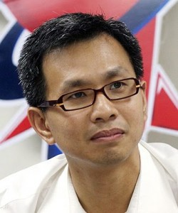 Pua said Hadi is duplicitous and does not grasp the concept of a 'coalition consensus.'