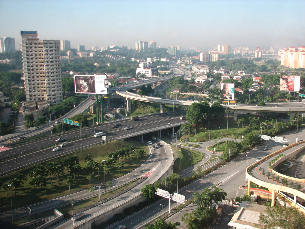 How long can we continue to build sprawling urban highways?