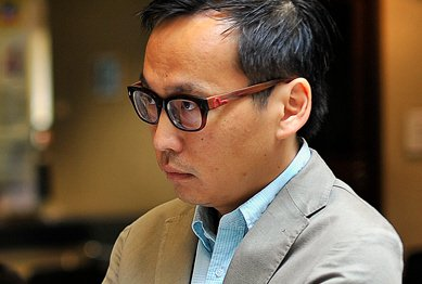 Eric Paulsen (Pic from Free Malaysia Today)