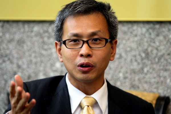 PJ Utara MP Tony Pua